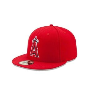 MLB Angels 59FIFTY fitted Baseball Hat, 7